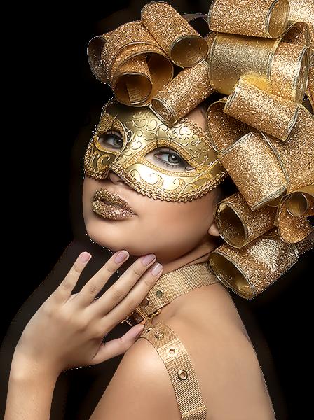 Tubes femmes masquées 1