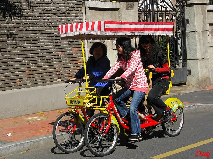 Chine: Tianjin en 2013-2