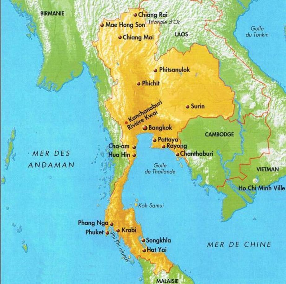 prostituée thailande photo