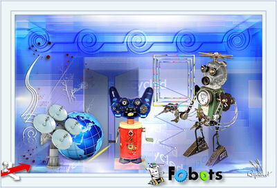 Fobots Recycled