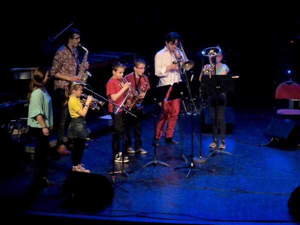 Le concert 2016 de l'Ecole de Musique Municipale de Châtillon sur Seine a été magnifique !