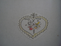 Seeds of Love 2016 : des coeurs et des mots doux