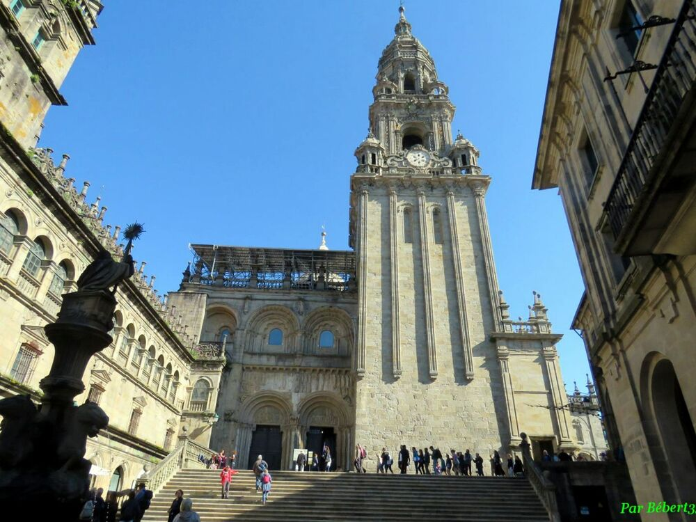 Santiago de Compostella