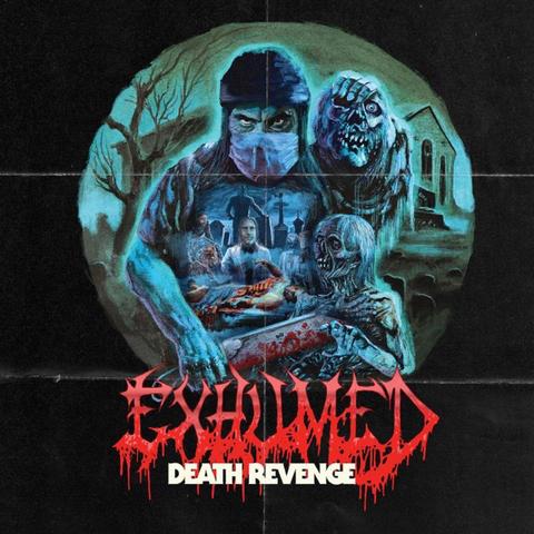 EXHUMED - Les détails du nouvel album ; titre en écoute