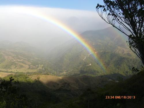Arc-en-ciel sur Monteverde