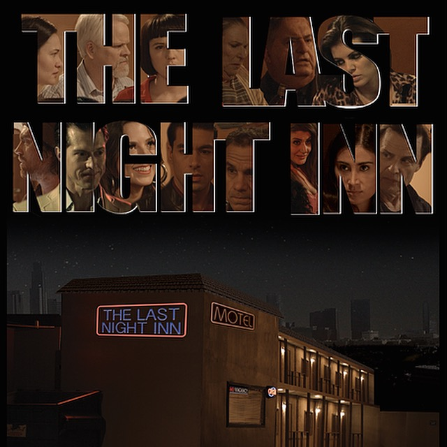 THE LAST NIGHT INN : LE POSTER