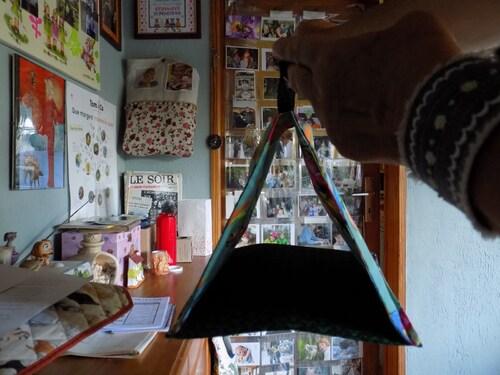 Une tente pour les conures