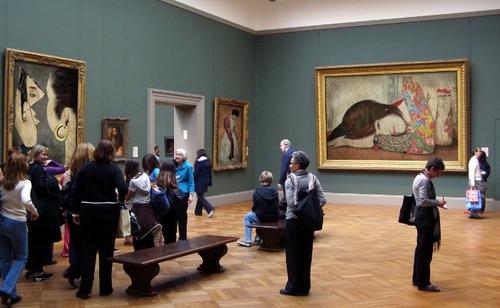 Visite au musée !!!