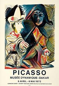 Picasso à Dakar, 1972 – Une vidéo de l'INA | AfricaPicasso