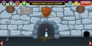 Jouer à Cobblestone castle escape