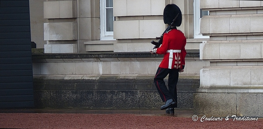 S'inviter à Buckingham Palace