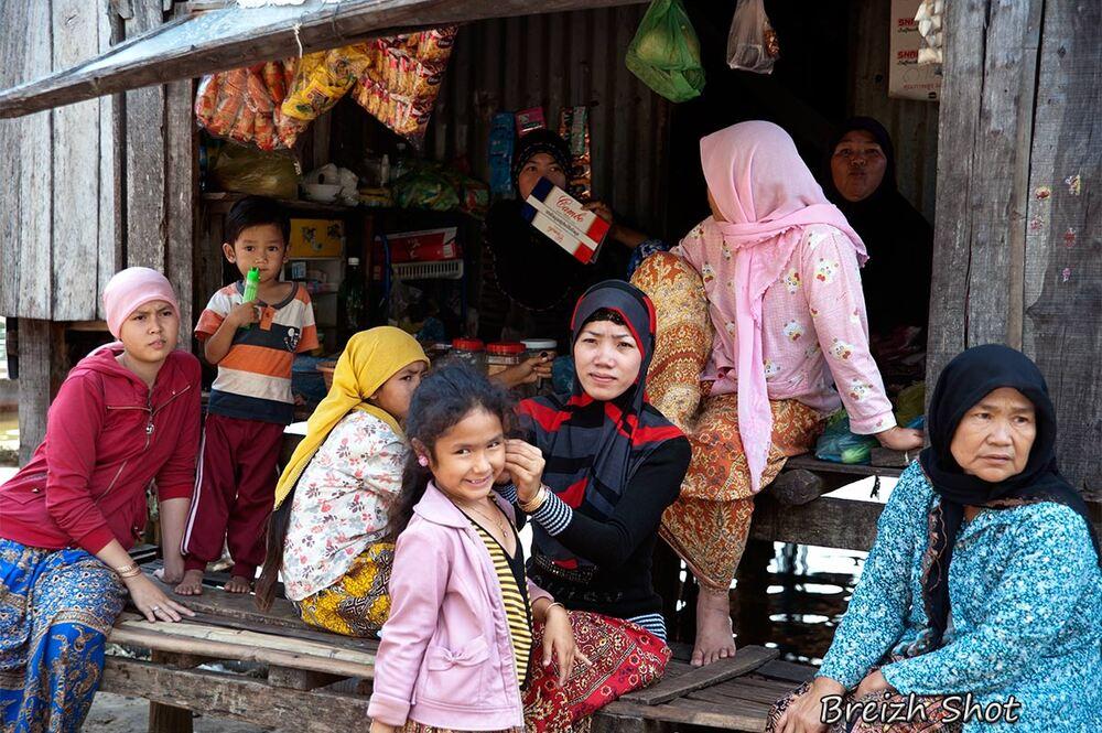 village cham - Kampot