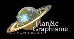 Mes Réalisations pour Planète Graphisme