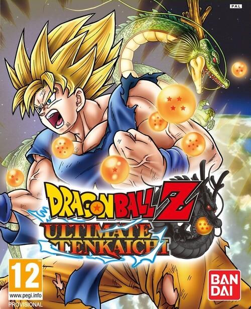 "New: ""Dragonball Z Ultimate Tenkaichi"""