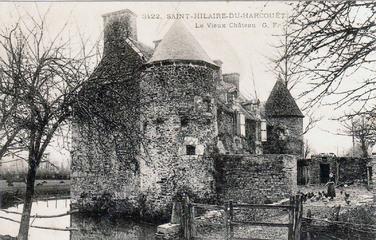 LES REMPARTS DE SAINT-HILAIRE-DU-HARCOUET (Manche)