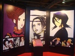 Foire internationale de Nancy, le Japon Manga