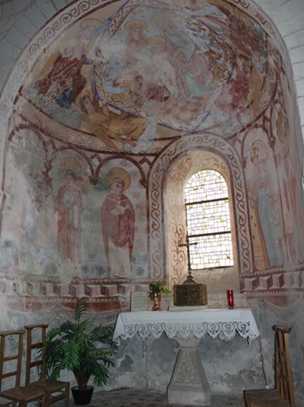 9 St Sulpice à Oyré (2)