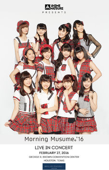 Morning Musume.'16 Live Concert in Houston