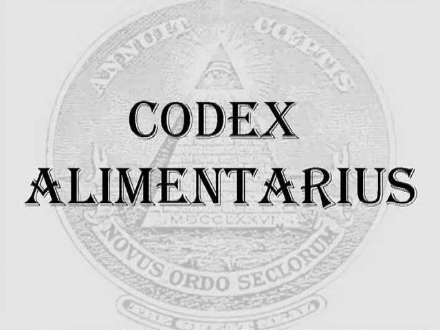 nwo-codex-alimentarius