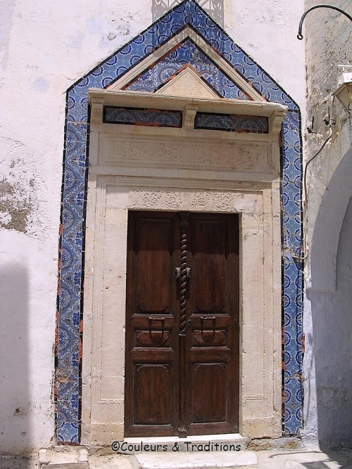 Les portes Tunisiénnes