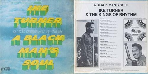 IKE TURNER - A BLACK MAN'S SOUL