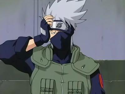 Description de Hataké Kakashi