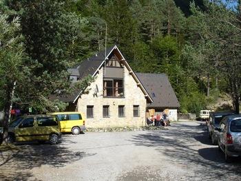 Le refuge de Pïneta