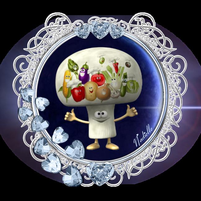 champignon nini Hénoa
