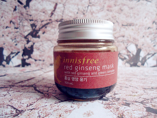 Innisfree aggrave mon addiction au Ginseng !