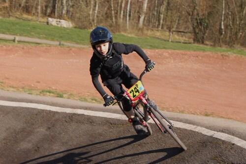 entrainement BMX Mandeure 26 mars 2016