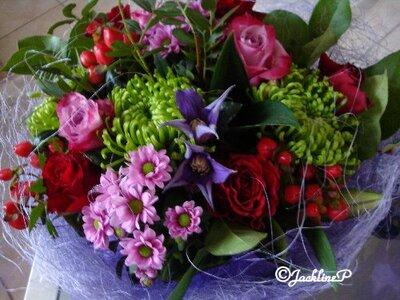 Le bouquet du jour...