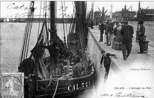 Le Courgain Maritime, 1e partie