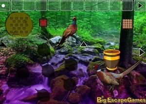 Jouer à Big Pheasant forest escape