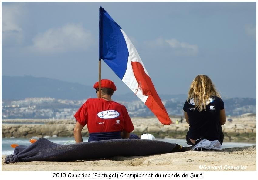 Championnat du Monde de Surf à Caparica