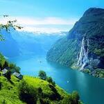 NORVÈGE. Norway, Spitsbergen, Iceland, Greenland & Antarctica (Spitsberg, Islande, Groenland, Antarctique) (Voyages)