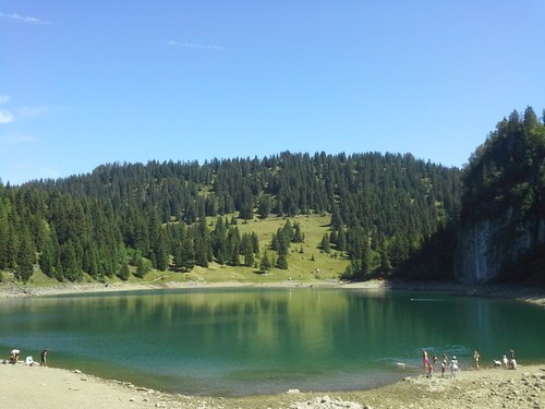 Lac Chavanne