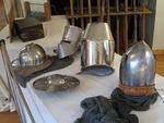 Médiathèque : Exposition sur le Moyen Âge (5)