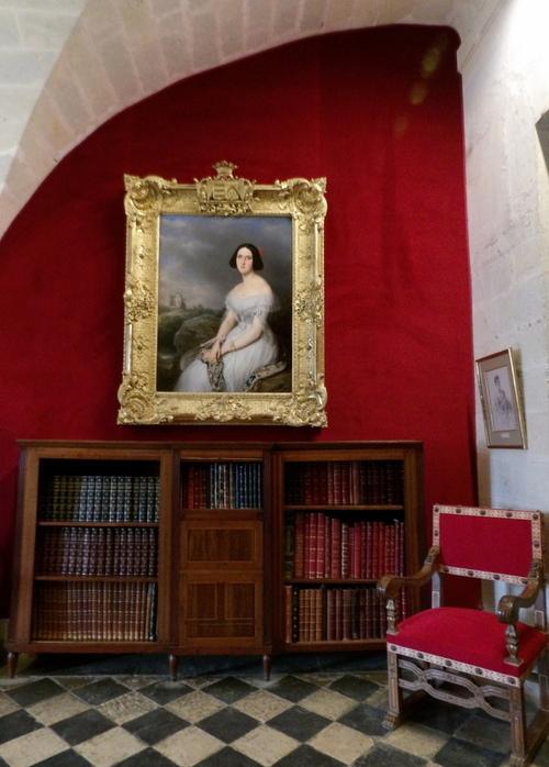 Le château de Brissac ( 3 )