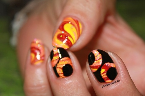 Water Marble Customisé