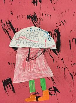Il pleut .... (MS/GS)