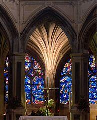 * Visite de l'église St-Séverin