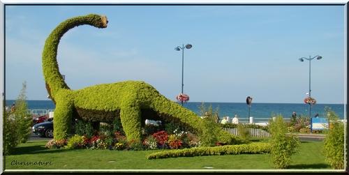 Dinosaure a Villers/mer