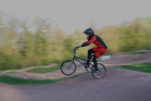 17 avril 2018 Entrainement BMX Mandeure