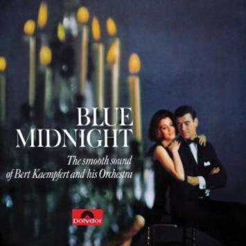 bert kaempfert, blue midnight Decca DL-74569 (1964)-