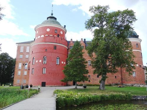 Le château de Gripsholm en Suède (photos)