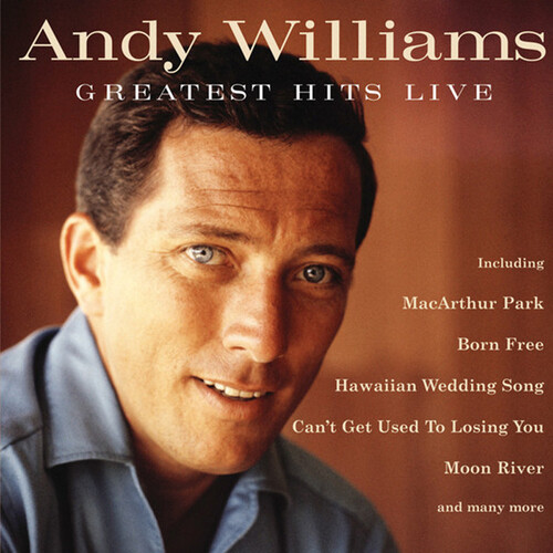 WILLIAMS, Andy - Love Story  (Romantique)