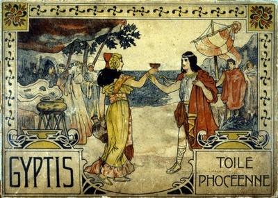 MARSEILLE- Mamiekéké vous conte la légende de Gyptis et Protis .