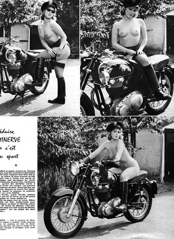 La vraie Matchless c'est celle de Paris-Hollywood !