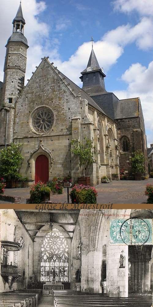 Circuit Touristique : De Redon à Ploërmel, le bocage breton.