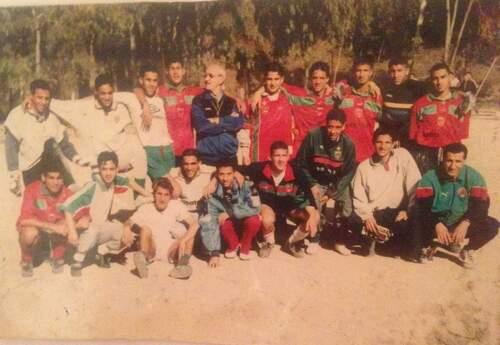Ale HRNIC (Bosnie, DTS et entraîneur des Espoirs du MCA 2000/2001